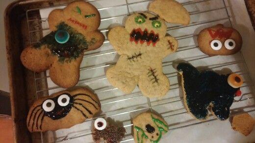 More zombie cookies