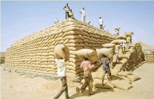 The forgotten groundnut pyramids of Nigeria, the one-time pride of ...