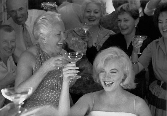 Marilyn Monroe by Eve Arnold, 1960