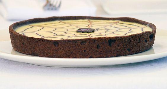 La torta mocaccina di Ernst Knam a Bake Off Italia. Leggi la ricetta.