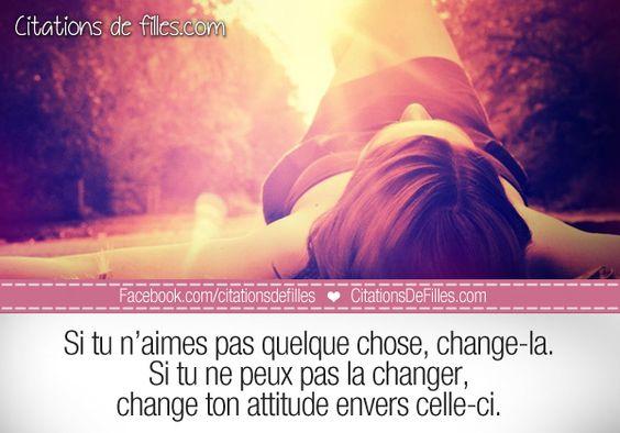 Citations de filles | Citations d'amour, d'amitié et autres » » Le ...: