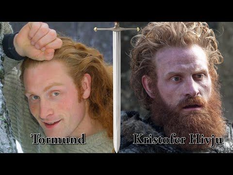 Game of Thrones. Before and After - YouTube