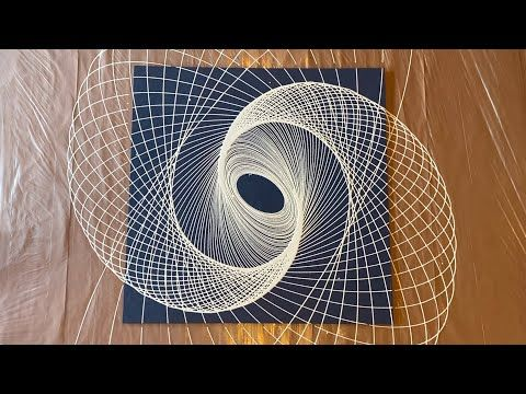 How To Create An Amazing Pendulum Painting By Chelc Paints Mesmerizing Artist Youtube Flow Painting Swing Painting Amazing Art Painting