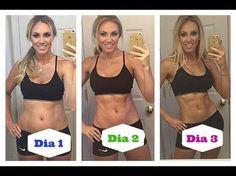 Ejercicios para bajar de peso en 7 dias