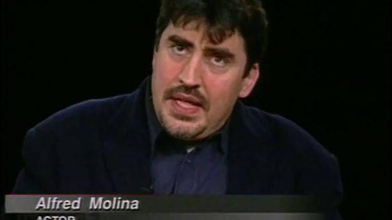 Victor Garber, Alfred Molina, and Alan Alda - Art - Charlie Rose interview 1998