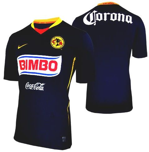 Club América 2008-2009 visitante