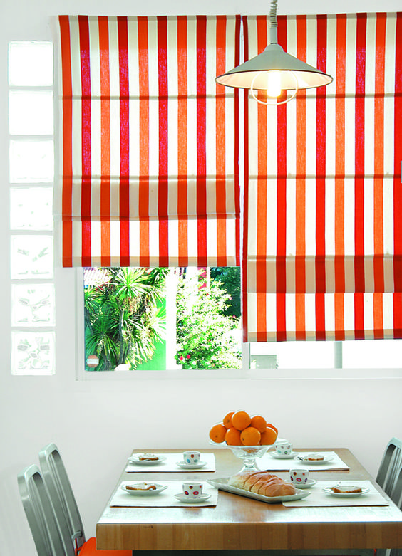 Blog on pinterest for Estilos de cortinas