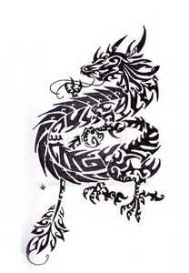 Awesome Chinese dragon tribal. th (2).jpg