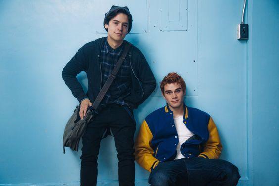 Riverdale: Archie y Jughead