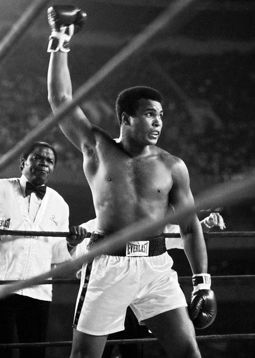 I wish people would love everybody else the way they love me. It would be a better world. Mohammed Ali