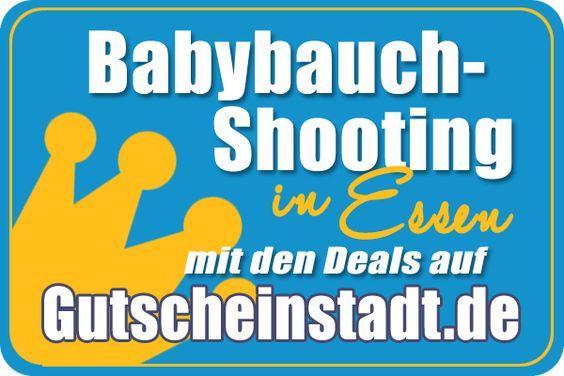 #Shooting für #Schwangere in #Essen mit #Gutscheinstadt