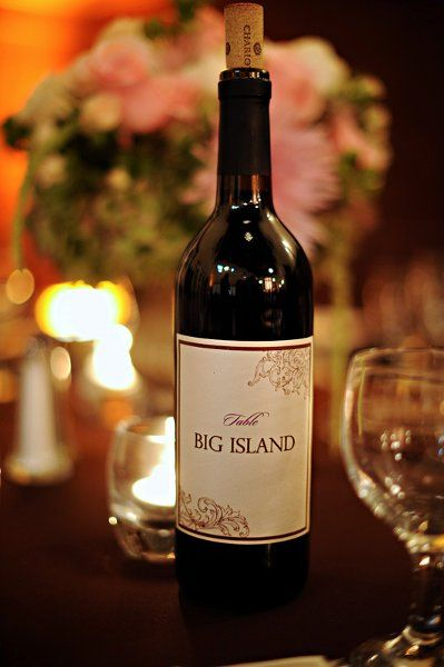 i like this    Ideas for Table Names and Numbers  Wedding Reception Photos on WeddingWire