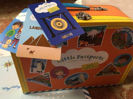 Little Passports Early Explorers Music Kit Review - Month 3 - http://hellosubscription.com/2016/03/little-passports-early-explorers-music-kit-review-month-3/