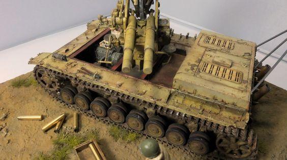 Einen ausführlichen Baubericht findet ihr auf: www.panzer-modell .de