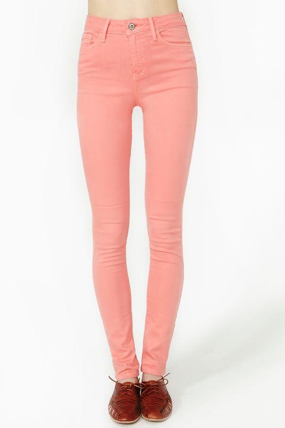 Pop Sugar Skinny Jeans