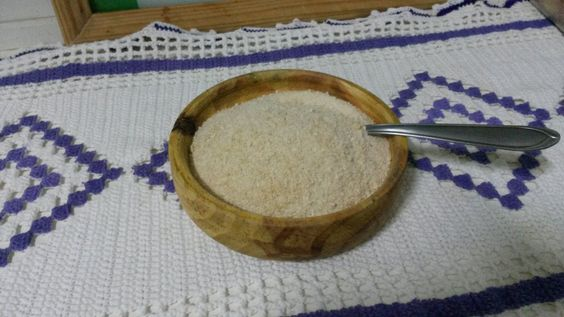 Torneando farinheira