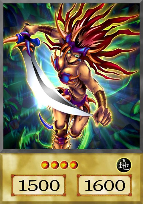 Amazon Swordswoman By Yugiohfreakster Amazoness Yugioh Monsters