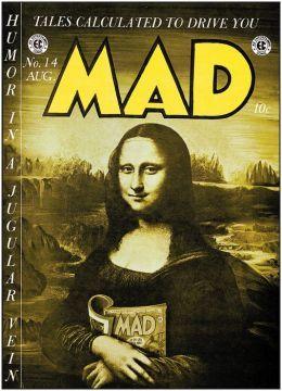 MAD Magazine #14 - Recherche Google