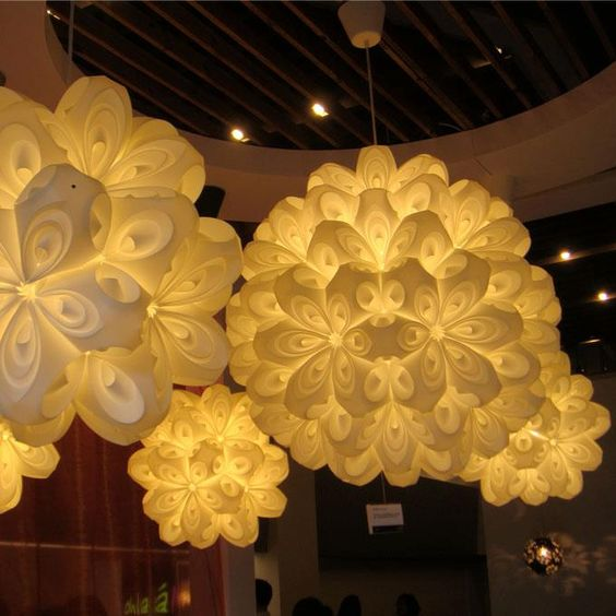 Rococo Light, Flowers in full bloom. [Designer - Justy] @Taiwan