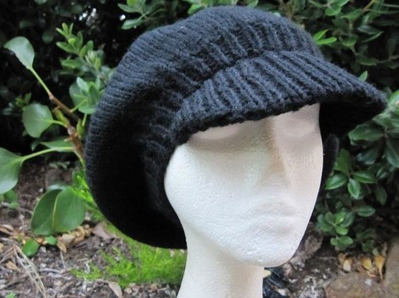 Newsboy Cap  custom made to order for you by shazzasknits on Etsy, $39.00