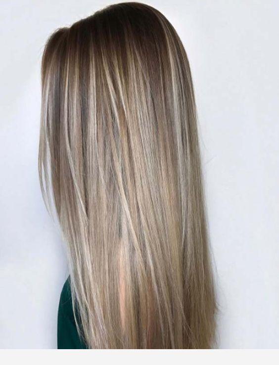 Cute Hair For Teenagers Girls Brown Blonde Hair Sandy Blonde