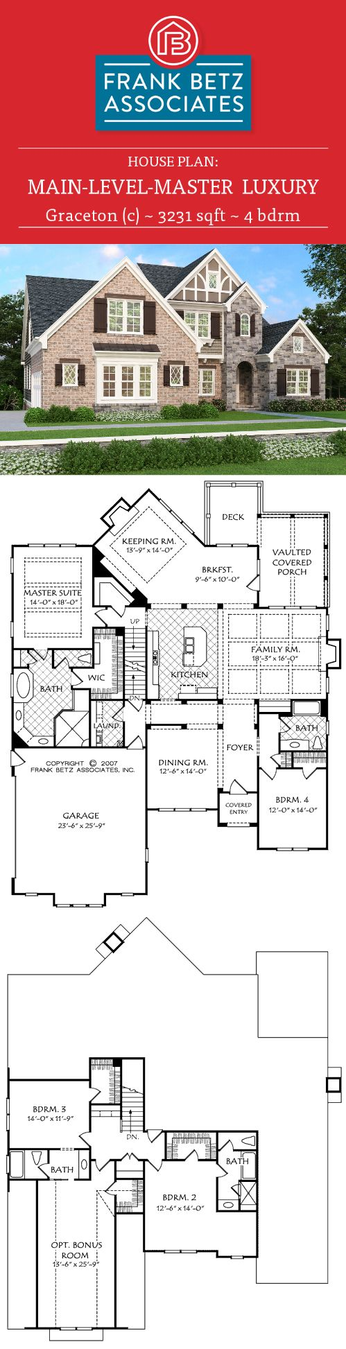 Best LUXURY HOUSE PLANS Images On Pinterest Luxury Houses - Design luxury house floor plans