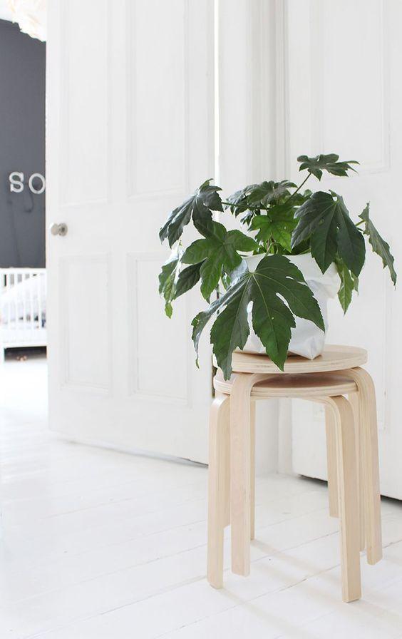 FROSTA kruk | Deze pin repinnen wij om jullie te inspireren! #IKEArepint: