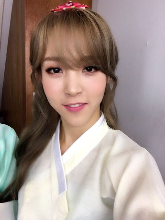 Moonbyul Happy New Year