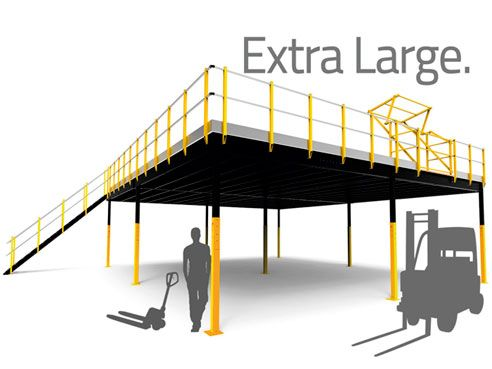 Extra Large Railing Home Stairs Design Tiny House Loft