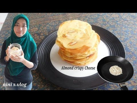 Almond Crispy Cheese Original Visit Camilancamilun Wordpress Com Camilancamilun Com Facebook Com Camilancamilunid Crispy Cheese Almond Cookies Almond