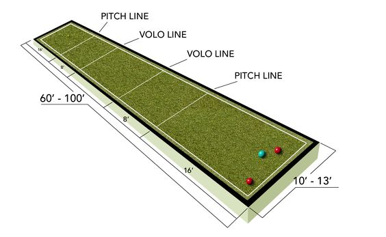 Best 25+ Bocce ball court ideas on Pinterest | Bocce court, Let\'s ...