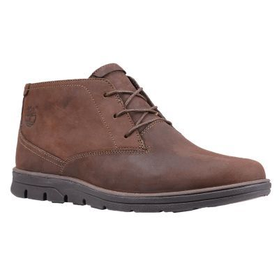 Original Design Men Timberland Bradstreet Leather Chukka