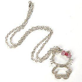 Hello Kitty Figure Necklace Pendant Bowknot Pink $11.70: Kitty Figure, Hello Kitty Stuff, Hello Kitty 3 3 3 3 3 3 3 3, Bowknot Hello, Hello Kitty Mania