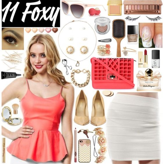"""11FOXY - You will shine!"" by elevenfoxy on Polyvore"