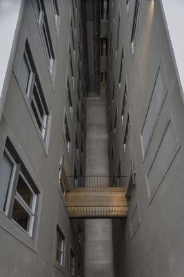 Remodelação do Edifício Sede do Banco de Portugal : FALCÃO DE CAMPOS, ARQUITECTO