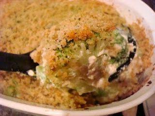 Smoky Mountain Café: Broccoli AuGratin