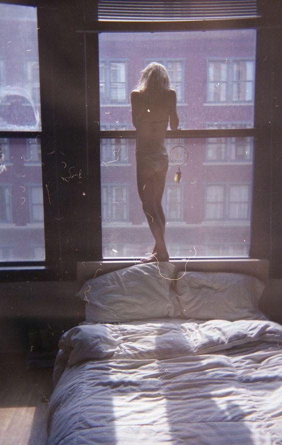 : 3/4 Beds, Girl, Big Windows, Good Morning, Goodmorning, Bedroom Windows, Photo, Loft Apartments, Dream Catcher