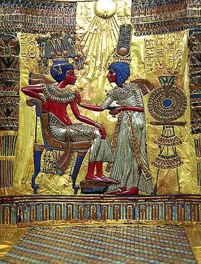 Busty amateur egyptian
