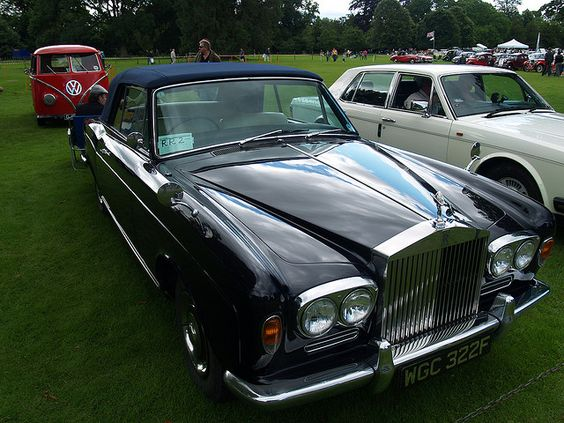 #Rolls Royce Corniche Convertible...