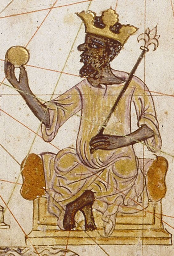 Mansa Musa Of Mali Named World's Richest Man Of All Time; Gates And Buffet Also Make List.