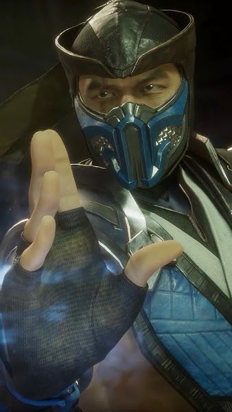 Sub Zero Mortal Kombat 11 4k3840x2160 Wallpaper Sub
