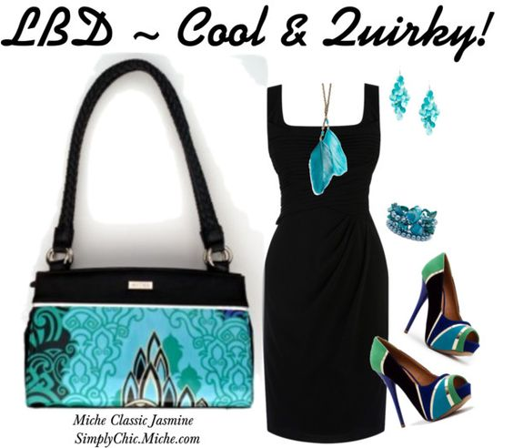 """""""LBD ~ Cool & Quirky!"""" by miche-kat on Polyvore"""