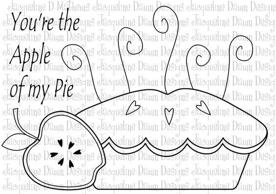 desenho de torta de maça - Pesquisa Google