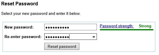 Change SBCGlobal Email Account- create a new password