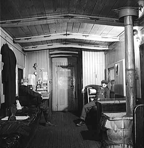 Räume im Zug
