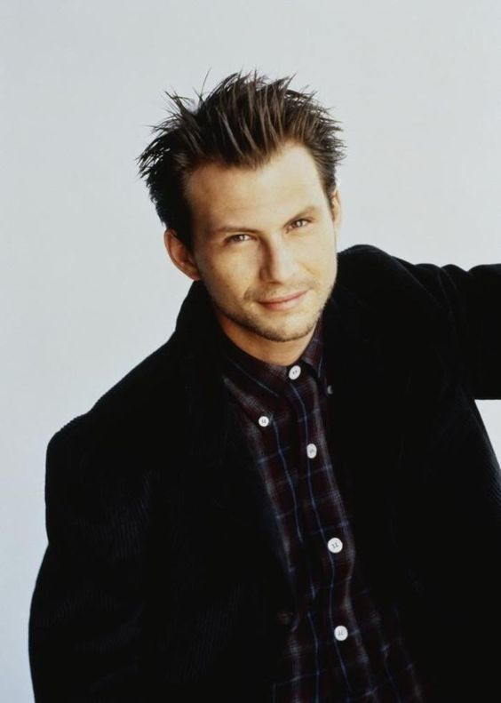 Christian Slater. Heathers and Pump Up The Volume.