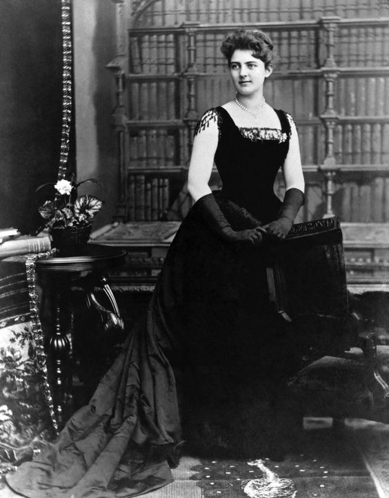Frances Cleveland Preston First Lady of United States
