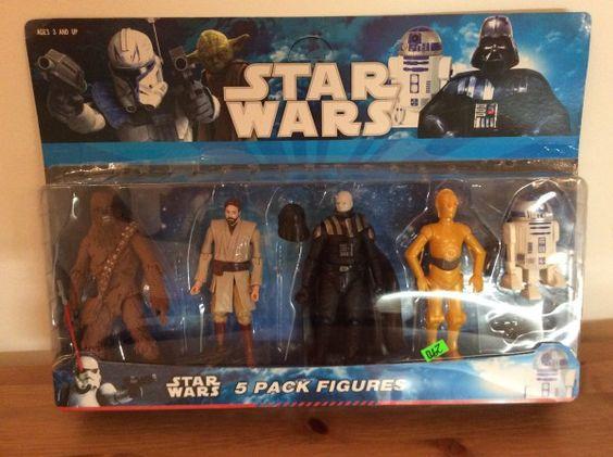ToyzMag.com » Star Wars Black Series : bootleg/pirate 5 pack figures