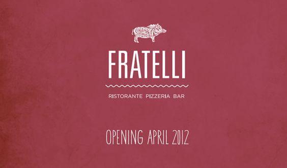 New brand we created for Italian Restaurant