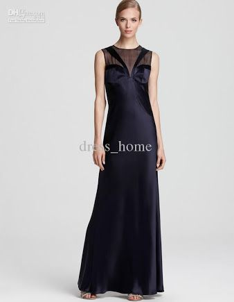 simple evening dresses - Google Search